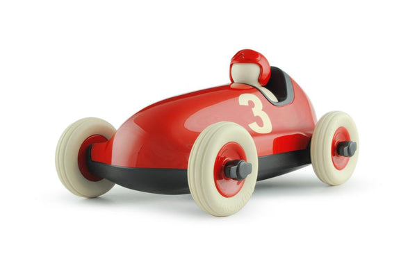 Red Bruno Racing Car
