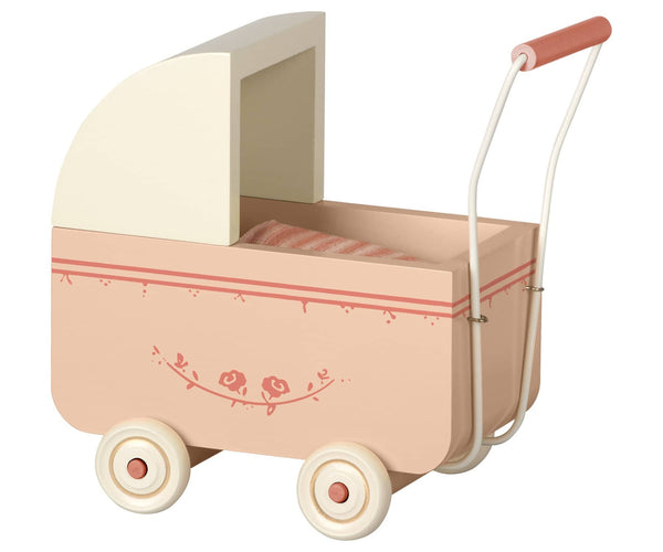 Powder Pink My Pram
