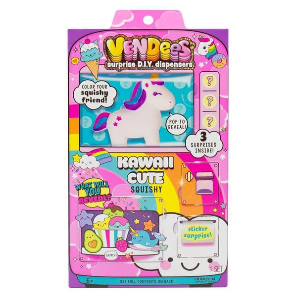 Vendees Minis: Kawaii Cute Squishy