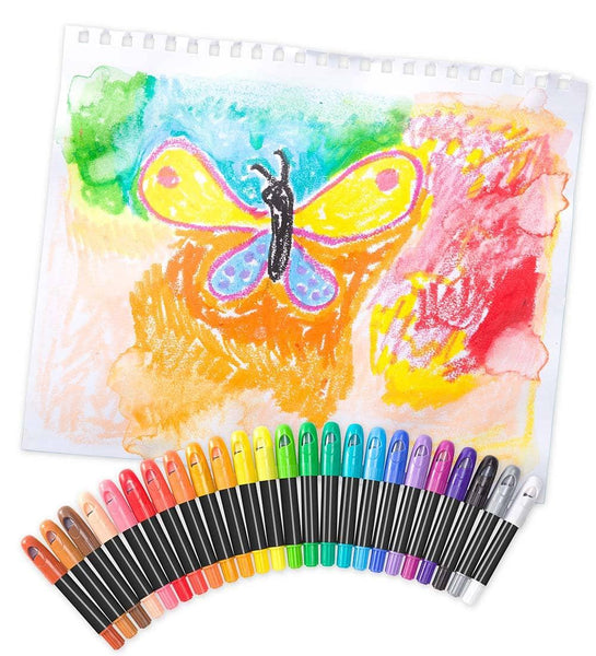 Hearthsong:Color Pops 24 Crayons