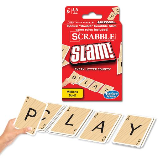 Scrabble Slam-Kidding Around NYC