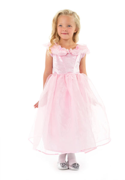 Deluxe Pink Butterfly Princess Sm Ages 1-3