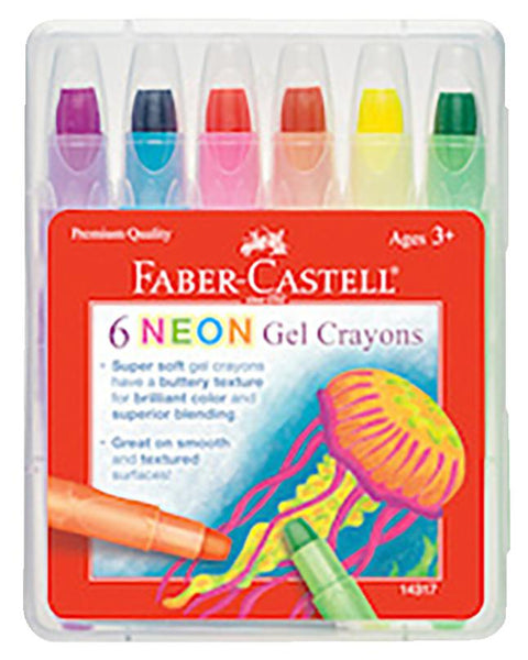 Neon Gel Crayons-Kidding Around NYC