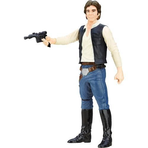 Han Solo 6In Figure-Kidding Around NYC