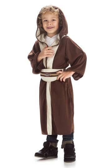 Galactic Warrior Cloak M Ages 3-5