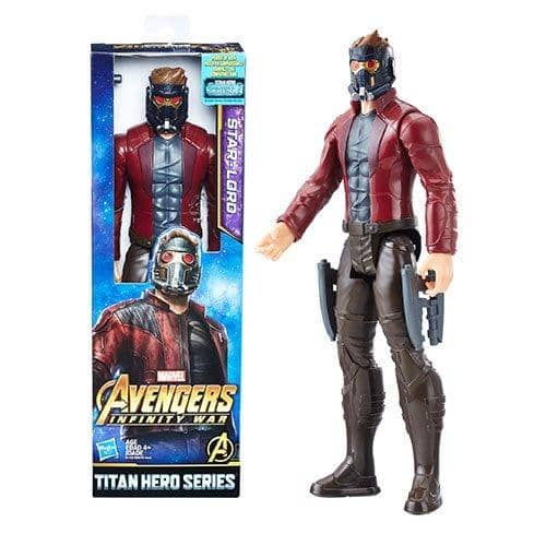 star-lord titan hero series