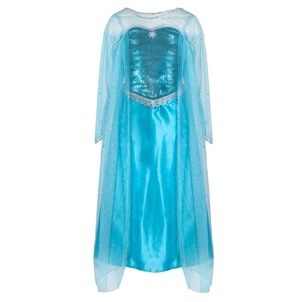 Ice Queen Costume (Size 3-4)