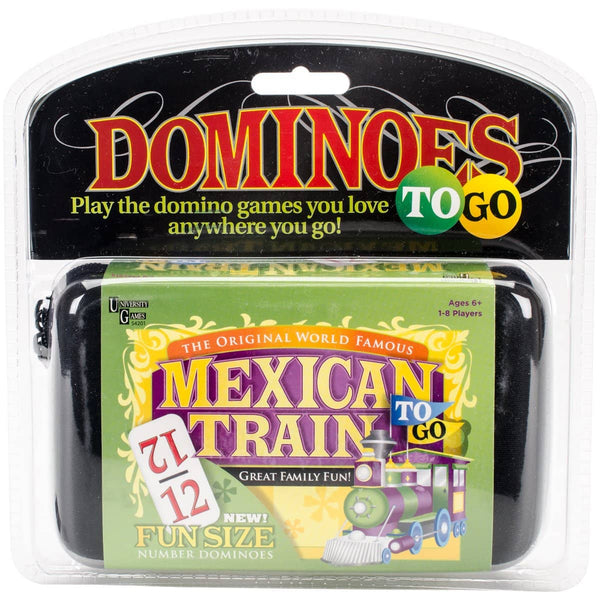 Mexican Train Game-Kidding Around NYC