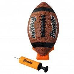 Franklin Sports: 4000 Junior Football With Pump and Tee