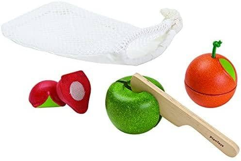 Plantoys Fruit Set-Kidding Around NYC