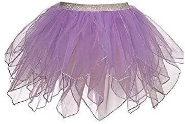 Fairy Tutu; Purple M
