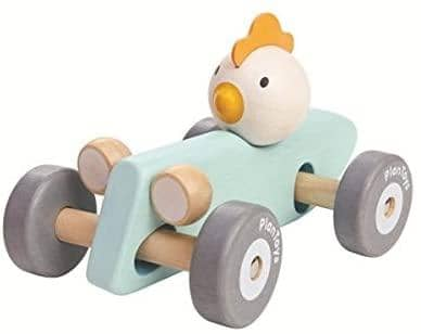 Chicken Racing Car-Kidding Around NYC