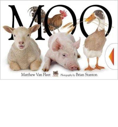 Moo Book (Board Book)