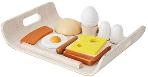 Plan Toys Breakfast Menu (Solid Wood Version)-Kidding Around NYC