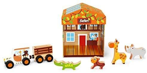 Safari Play Box