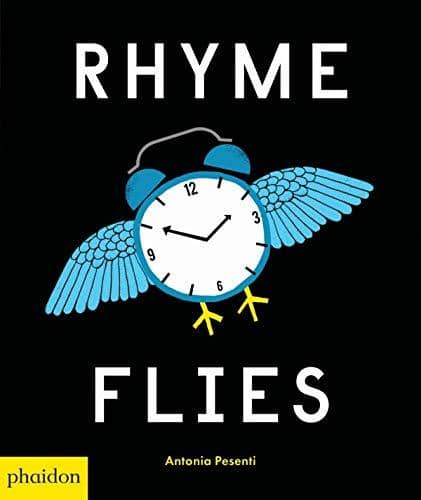 Rhyme Flies (Board Book)-Kidding Around NYC