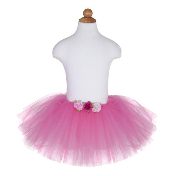 Rose Tutu - Dark Pink (Multiple Sizes)