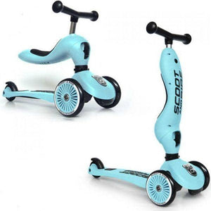 Highway Kick Scoot And Ride Ages 1-5 (More Color Options)