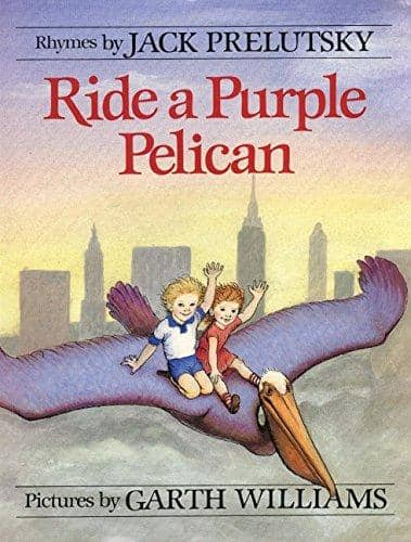 Ride A Purple Pelican-Kidding Around NYC