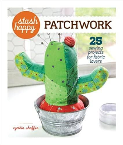 Stash Happy Patchwork (Paperback)-Kidding Around NYC