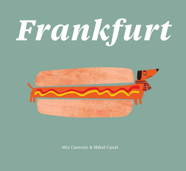 Frankfurt (Hardcover)-Kidding Around NYC