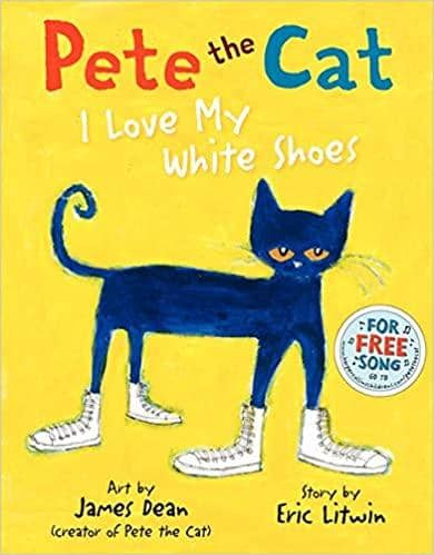 Pete The Cat: I Love My White Shoes-Kidding Around NYC