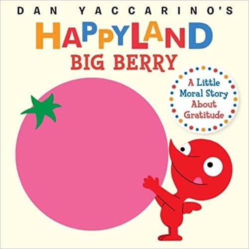 Big Berry Happyland (Board Book)