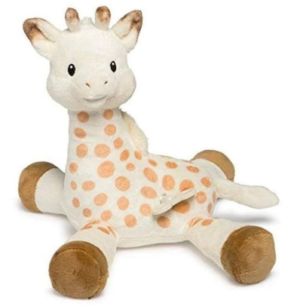 Sophie La Girafe Plush Lullaby Wind-Up Toy-Kidding Around NYC
