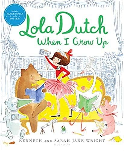 Lola Dutch When I Grow Up-Kidding Around NYC