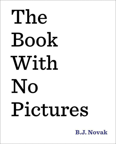 The Book With No Pictures-Kidding Around NYC