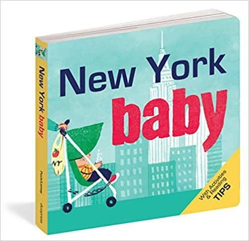 New York Baby Book-Kidding Around NYC