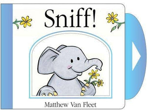Sniff! (Board Book)-Kidding Around NYC
