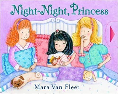 Night-Night, Princess (Board Book)