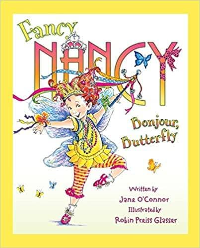 Fancy Nancy Bonjour Butterfly-Kidding Around NYC