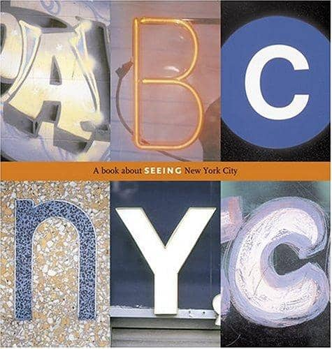 Abc Nyc (Hardcover)-Kidding Around NYC