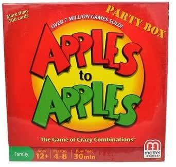 Apples To Apples Party Box-Kidding Around NYC