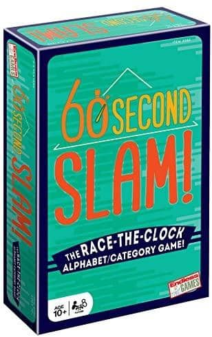 60 Second Slam! Game