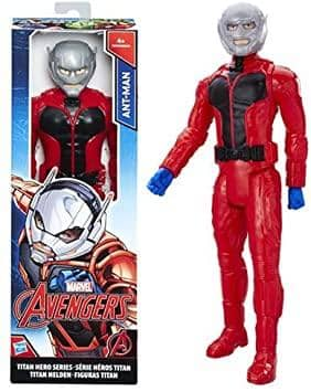 "Ant-Man 12"" Marvel Avengers Titan Hero Series"