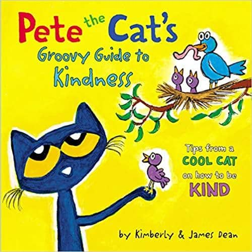Pete The Cat's Groovy Guide To Kindness-Kidding Around NYC
