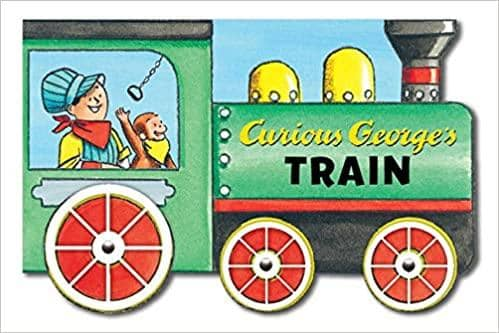 Curious George's Train-Kidding Around NYC