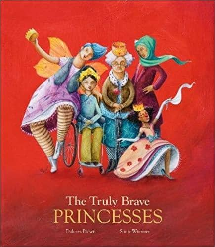 The Truly Brave Princesses-Kidding Around NYC