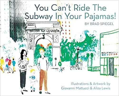 You Cant Ride The Subway In Your Pjs-Kidding Around NYC