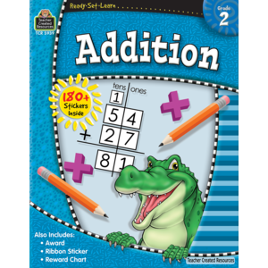Ready-Set-Learn: Addition Grade 2-Kidding Around NYC