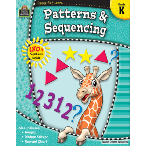 Ready-Set-Learn: Patterns And Sequencing Kindergarten-Kidding Around NYC