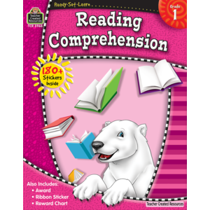Ready-Set-Learn: Reading Comprehension Grade 1-Kidding Around NYC
