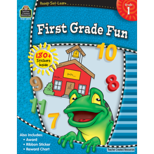 Ready-Set-Learn: First Grade Fun-Kidding Around NYC