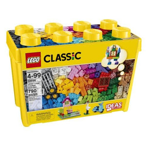 Lego 10698: Classic: Large Creative Brick Box (790 Pieces)
