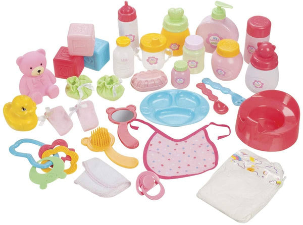 Baby Doll Accessory Set
