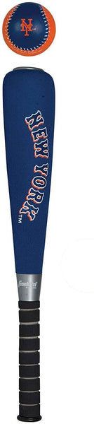 Franklin Sports: NY METS Foam Bat And Ball