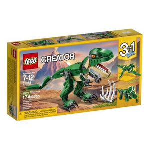 LEGO 31058: Creator: 3 in 1 Mighty Dinosaur (174 Pieces)